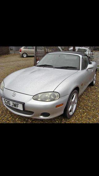 Mazda mx5 2003