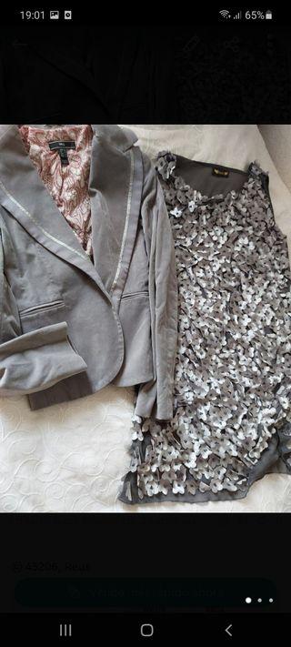 ropa fiesta mujer