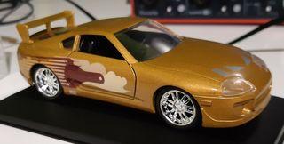 Toyota supra fast furious escala 1/32