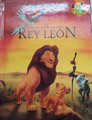 Cuento El Rey León