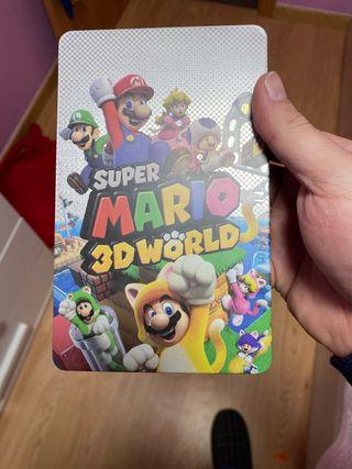 Súper Mario 3d world browser's fury