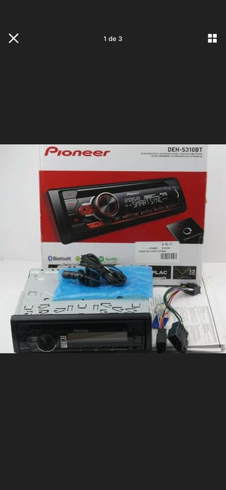 Pionner DEH-S310BT