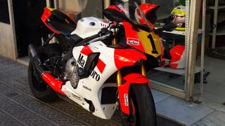 Yamaha R1 marlboro