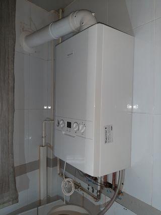Lampista, Instalador de Calderas . Gas Natural.