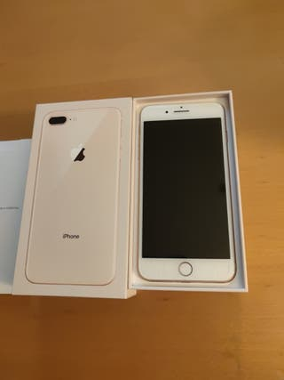iPhone 8 plus 64Gb Oro Rosa