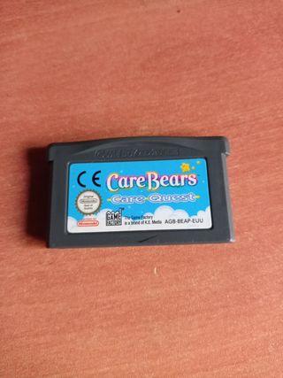 Care Bears Game Boy Advance