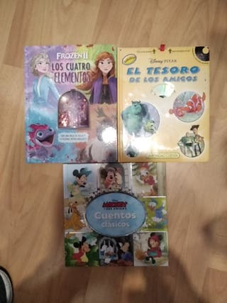 Pack cuentos Disney