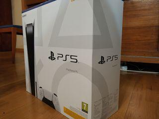 PS5 con lector de disco ¡¡NUEVA!!