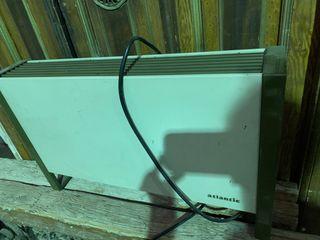 Calentador radiador eléctrico aire