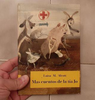 CUENTO MAS CUENTOS DE LA TIA JO LUISA M. ALCOTT OB