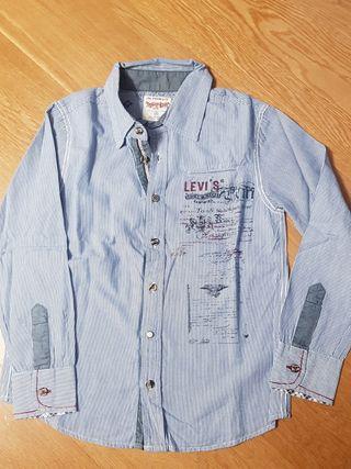 camisa niño Levi's