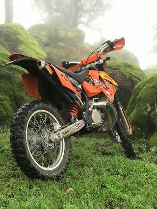 KTM 250 EXC 2 TIEMPOS