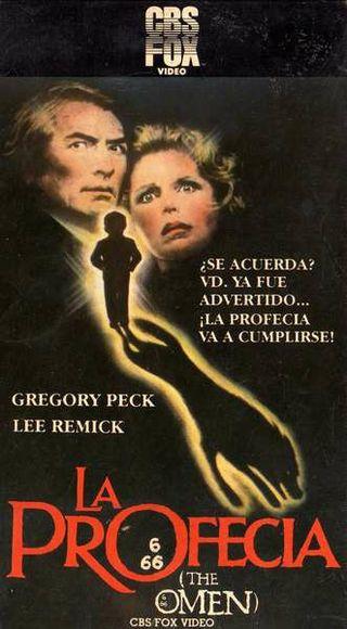 Dvd La clave del éxito+VHS la profecía