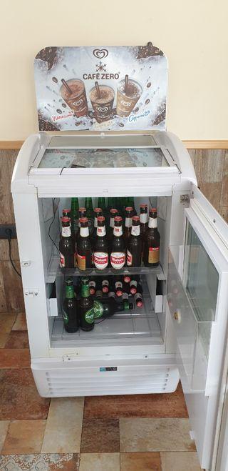 Congeladores bajo consumo