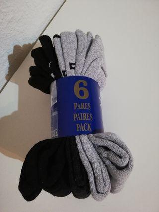 Calcetines largos (5 pares)