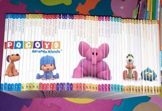 51 Libros de Pocoyo para que aprendan los niñ@s.