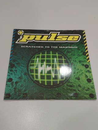 Pulse Scratched to the maximum. Makina 1996