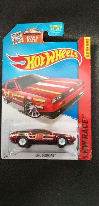 DeLorean STH