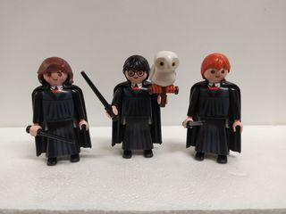 personajes de harry Potter de playmobil custom