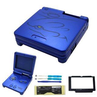 Carcasa Game boy Advance SP Kyogre