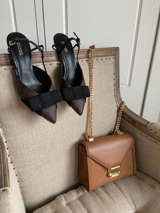 Michael Kors zapatos tacón 37 nuevos