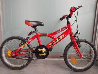 "Bicicleta 14 "" Orbea MX 14"