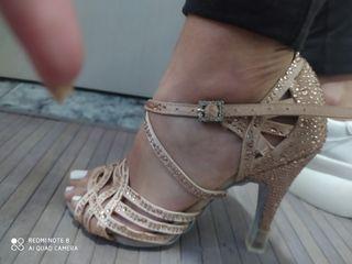 zapatos de baile salsa,bachata,bailes de salón...