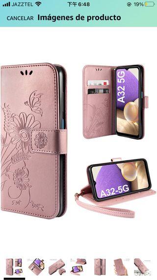 Funda Samsung Galaxy A32 5G