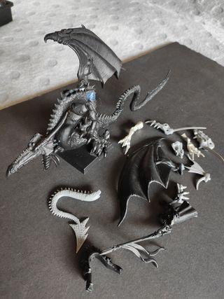 Warhammer Imrik Príncipe Dragon Altos Elfos