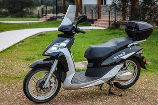 Scoter Minelli 125 cc.