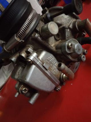 Carburador Bombardier ds baja 650 mikuni