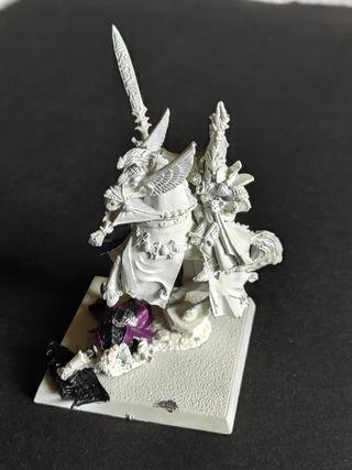 Warhammer Tyrion Altos Elfos a Caballo