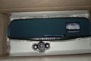 retrovisor con cámara