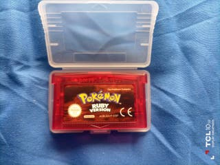 Pokémon Edición Rubí.Game Boy Advance.En Español.