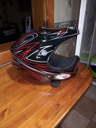 casco Rrail off Helmets