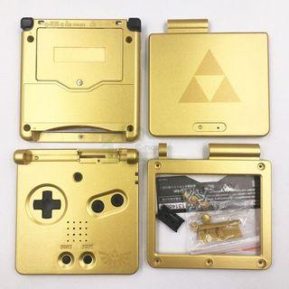 Carcasa Game boy Advance SP Zelda