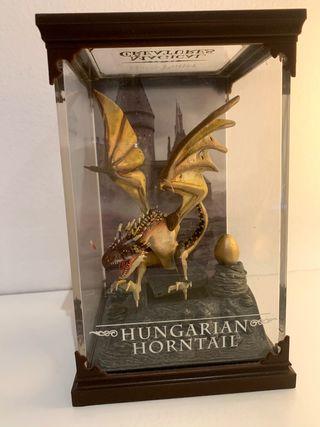 figura dragón de harry potter