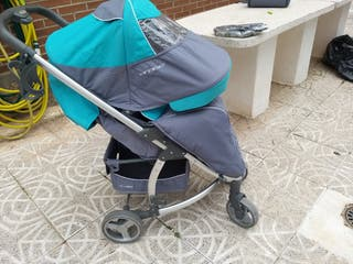 silla de paseo muy ligera