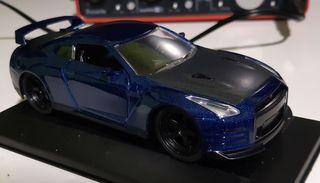 Nissan Gtr fast furious escala 1/32