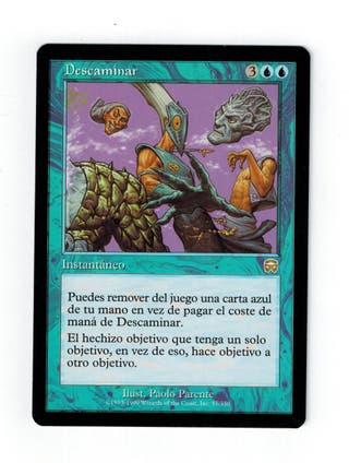 MTG 1 x descaminar (misdirection)