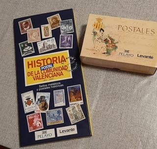 historia postal de la comunidad valenciana