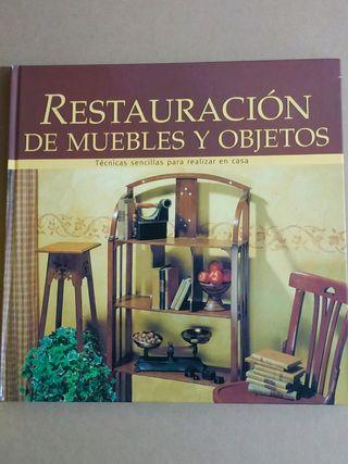 3x2 Restauración de muebles y objetos