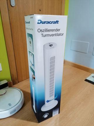 Ventilador de Torre Duracraft 40W