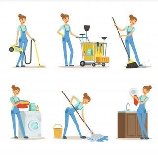 servicio de limpieza de hogar
