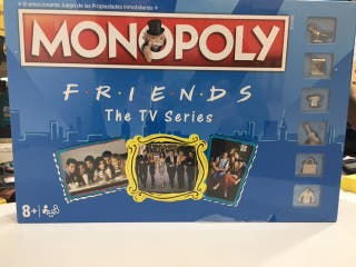 Monopoly Friends the TV series (06-u241959)