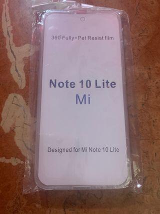 Funda para Xiaomi Mi Note 10 Lite