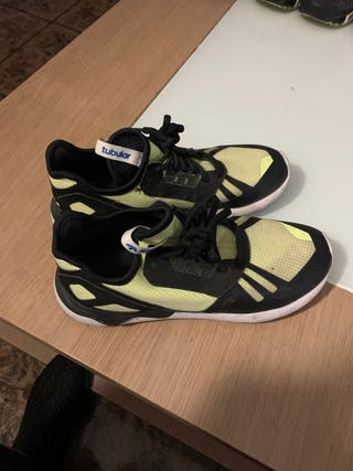 zapatillas adidas calcetin