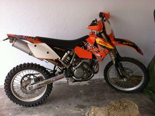 KTM EXC 250 4 tiempos