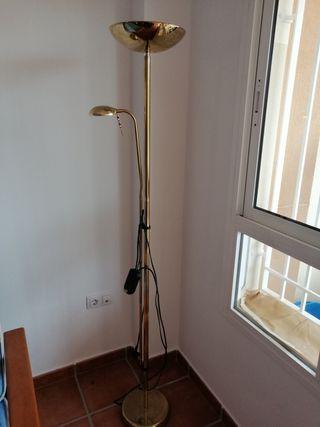 Lámparas de techo y de pie