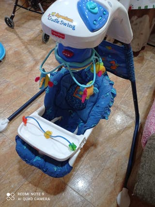 Columpio bebé Fisher Price